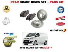Für Ford Transit nach Maß 2.0 2.2 Tdci 2015- > Bremsscheiben Set