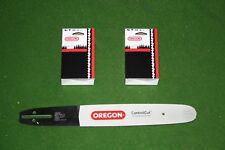 38 cm Oregon Schwert + 2 Or. VM-Ketten für Husqvarna 346XP, 353, 455, 545, 550XP
