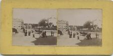 Britain City to Identify Vintage Stereo Stereoview