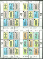 EUROPA LOT OF 21  SHEETS MINT NH AS SHOWN