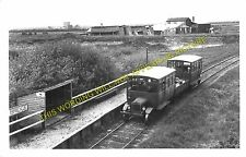 Selsey Bridge Railway Station Photo. Chichester - Selsey. Selsey Tramway. (1)
