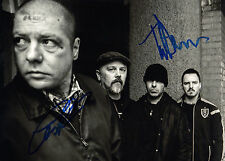 GFA Rancid Band * TIM ARMSTRONG & LARS FREDERIKSON * Signed 8x10 Photo EJ1 COA
