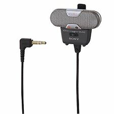 OFFICIAL SONY ECM-719 Back Electret Condenser Microphone / AIRMAIL with TRACKING
