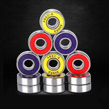 Lot Skateboard Deep Groove Ball Bearing 608 2RS ABEC-9 Finger Spinner Bearing