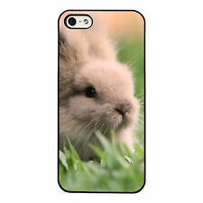 Adorable Bunny phone case fits iPhone