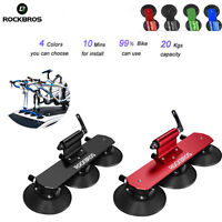 RockBros Bike Suction Rooftop Carrier Quick Installation Roof Rack One-bike New