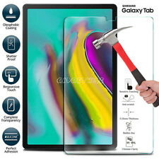 "Tempered glass Screen Guard Film Fits Samsung Galaxy Tab S5e 10.5"" InchT720/T725"