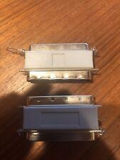 SCSI TERMINATOR 50 PIN CENTRONICS MALE / FEMALE PASS THROUGH PASSIVE