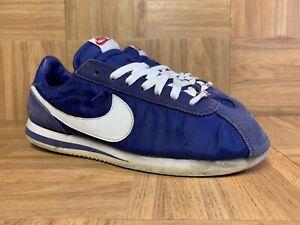 RARE🔥 Nike Cortez Los Angeles Dodgers Blue White Sz 9.5 Men's Shoes CI9873-400