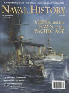 Naval History Magazine April 2021