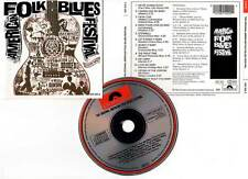 "AMERICAN FOLK BLUES FESTIVAL ""The Original"" (CD)"