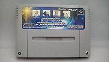 Super Famicom Captain Commando Japan SFC SNES