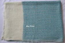 Sheer 100% Pashmina Cashmere Wool Long Scarf Shawl Wrap Handmade Nepal Unisex