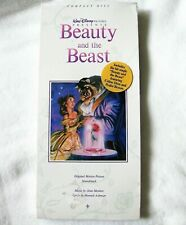 CELINE DION BEAUTY AND THE BEAST DISNEY SOUNDTRACK CD LIMITED PROMO HYPE STICKER
