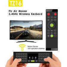 TZ16 2.4GHz Air Mouse Wireless Keyboard Touchpad w/ 6-Axis Gyroscope IR LED S5F8
