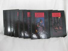 Liasse roman policier et des histoires de Fantômes, 1993, 10 volumes, Zolnay Verlag