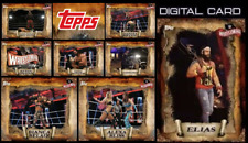2020 WRESTLEMANIA SIGHTS DROP 2 BASE SET OF 8 CARDS BLISS/BELAIR+ TOPPS WWE Slam