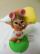 """NWT! Annalee 5"""" Candycorn Mouse #300413. Everyone Loves Candy Corn! FREE SHIP!"""
