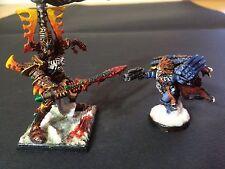 Warhammer 40k Eldar Metal Avatar - Pro Painted