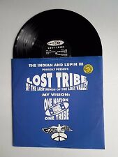 LP 3> Disco Vinile 12'' The Indian and Lupin III / Lost Tribe