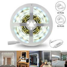5M 300 LED Dimmable Flexible Light Kit DIY Cuttable fr Bed Mirror Strip 110-240V