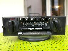 Becker Europa Cassette 663 Oldtimer VW,PORSCHE,Mercedes W107,116,111,114,115,123