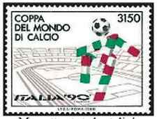 Timbre Sports Football Italie 1782 ** lot 10105