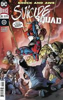 Suicide Squad Comic Issue 39 Modern Age First Print 2018 Williams Edwards DC
