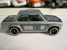 HOT WHEELS 2002 BMW Heritage Wheel Swap White Line Rim FTE thin blue var.