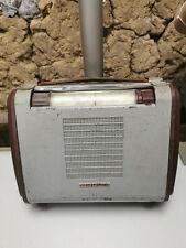 ganz altes Kofferradio,, Röhrenradio von BRAUN, RARITÄT