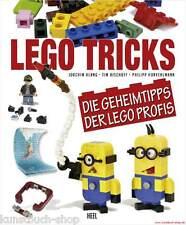 Fachbuch LEGO® Tricks, Die Geheimtipps der LEGO® Profis, mit vielen Bildern, NEU