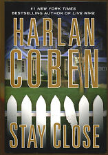 Stay Close by Harlan Coben-First Printing/Dust Jacket-2012