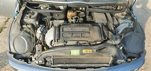 2005 MINI COOPER S R53 R50 COMPLETE ENGINE W11B16A 1.6 PETROL SUPERCHARGED 100k