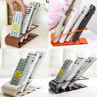 1× TV DVD VCR Remote Control Storage Rack Cell Phone Holder Storage Stand Hot