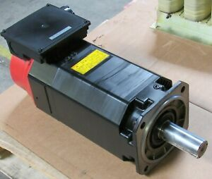 FANUC AC SPINDLE MOTOR MODEL 0P8 TYPE A06B-0825-B100, FROM AMERA SEIKI GT 32