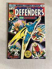 THE DEFENDERS #28 NM- 9.2 1961 1ST APP OF STARHAWK