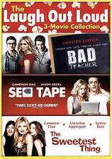 New Bad Teacher/Sex Tape/Sweetest Thing (DVD, 2015, 2-Disc Set)
