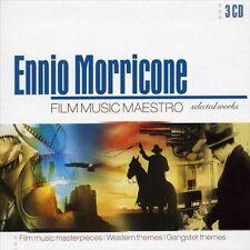Film Music Maestro - O.S.T. (Box) by Ennio Morricone  3 CD set
