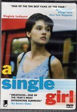 A SINGLE GIRL-French Film-Pregnant Parisian girl struggles w/single motherhood