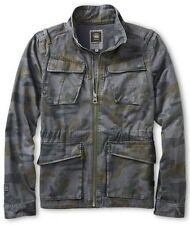 NEW $200 G-Star Raw Trooper Overshirt Dark Heron Sz Small