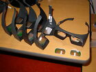 Depth Defining 3D by Omega LCD Kit for Large Dual Projectors, 10 pr Glasses