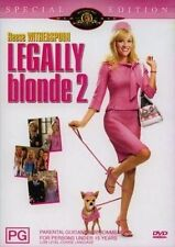 Legally Blonde 02--DVD VERY GOOD CONDITION FREE POSTAGE AUSTRALIA WIDE