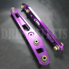 T1 PURPLE 96-00 CIVIC EK D15 D16 B16 B18 JDM REAR LOWER CONTROL ARM ARMS LCA HB