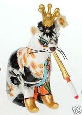 "TOMS DRAG ART ""LITTLE VICTORIA"" PRINCESS CAT COLLECT."