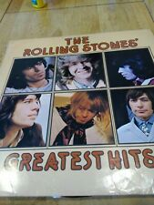 Vinyl Records The Rolling Stones Greatest Hits...1977
