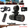 Mini Sports Action Camera HD 1080P Helmet DV DVR For Shotgun Rifle With Gun Clip