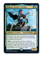 Kinnan, Bonder Prodigy - Ikoria: Lair of Behemoths - NM - English - MTG