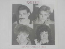 "Queen-I Want to Break Free - 7"" 45"