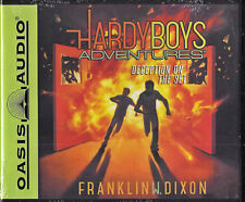 NEW Deception on the Set Hardy Boys Adventures Audio CD Volume 8 Franklin Dixon