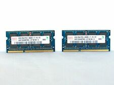 RAM Memory - Hynix 4GB (2x 2GB) 2Rx8 PC3- 8500S-7-10-F2 Computer Gift